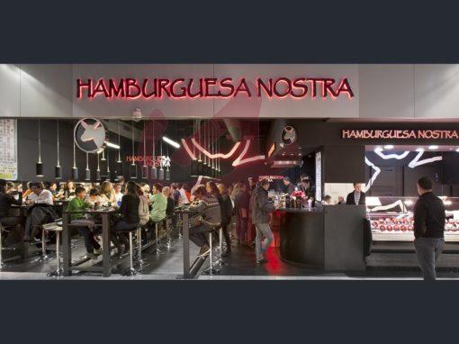 Hamburguesa Nostra Illa Diagonal