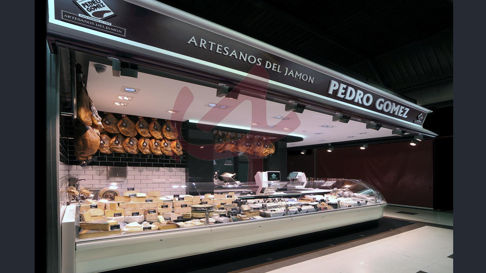 Artesanos del Jamón Pedro Gómez